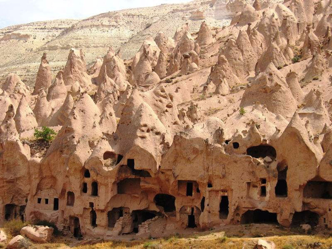 Nar Cave House